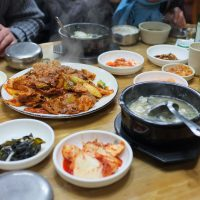 Gohyeon dinner