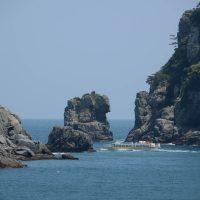Haegumgang boat