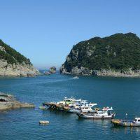 Haegumgang boats