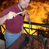 Muju Dave grilled