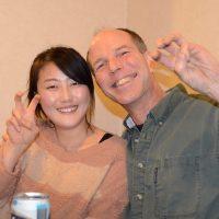 Muju Jaeun and me smiles