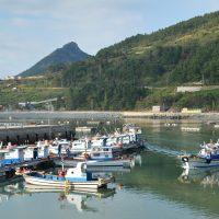 Namhae fishing boats