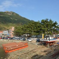 Namhae marine railway