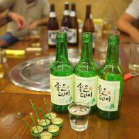 Sharmaine's soju drinking game
